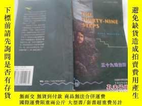 二手書博民逛書店《THE罕見THIRTY-NINE STEPS》三十九級臺階 2