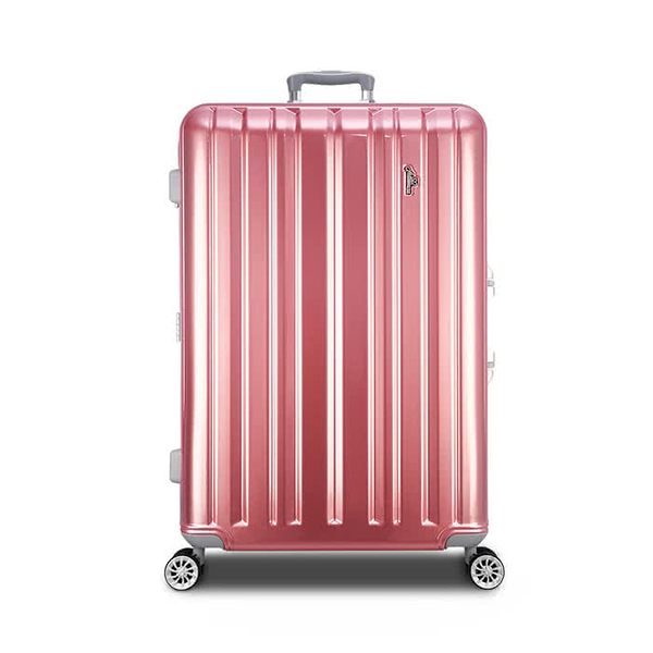 【Arowana 亞諾納】經典拜金29吋PC鏡面鋁框旅行箱/行李箱【Z200310】