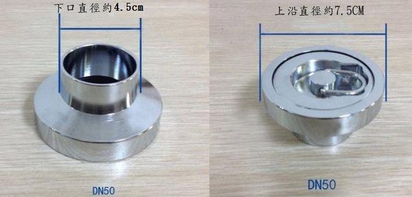 【麗室衛浴】砌磚浴缸 M-039-6 水池 觀賞池用 圓形提拉式落水頭  適用於1.5及2英寸各式管徑