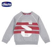 chicco-TO BE Baby-條紋S拉克蘭長袖上衣
