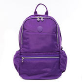 COUNT DUCK 美系悠活輕量運動型後背包-CD-012-紫色