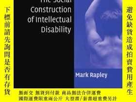 二手書博民逛書店The罕見Social Construction Of Intellectual DisabilityY256