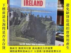 二手書博民逛書店1988年,精裝英文原版畫冊,北愛爾蘭,NORTHERN罕見IR