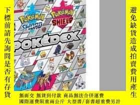 全新書博民逛書店PokémonSword & Pokémon Shield: The Official Galar Region