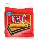 Kid-O 日清 純巧克力三明治 120g【康鄰超市】