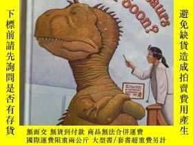 二手書博民逛書店How罕見Do Dinosaurs Get Well Soon?