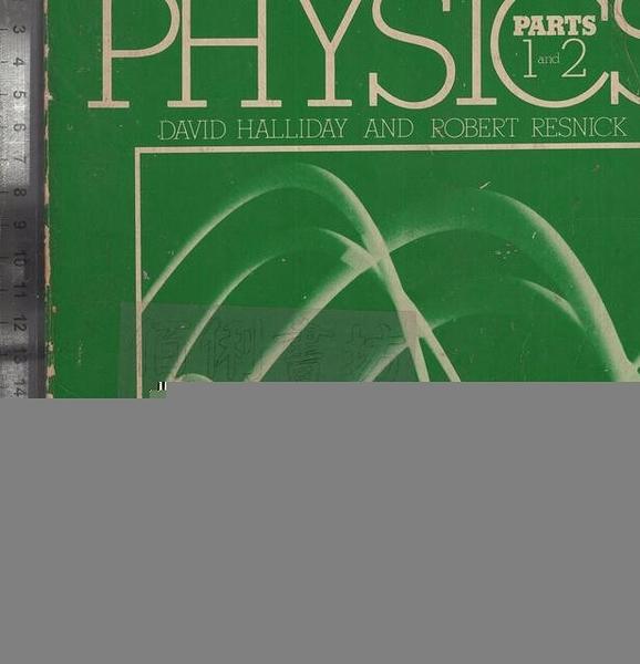 二手書R2YB《PHYSICS PARTS 1 and 2 Combined E