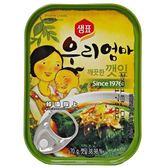韓國芝麻葉罐頭-原味(70g) 韓國原裝進口