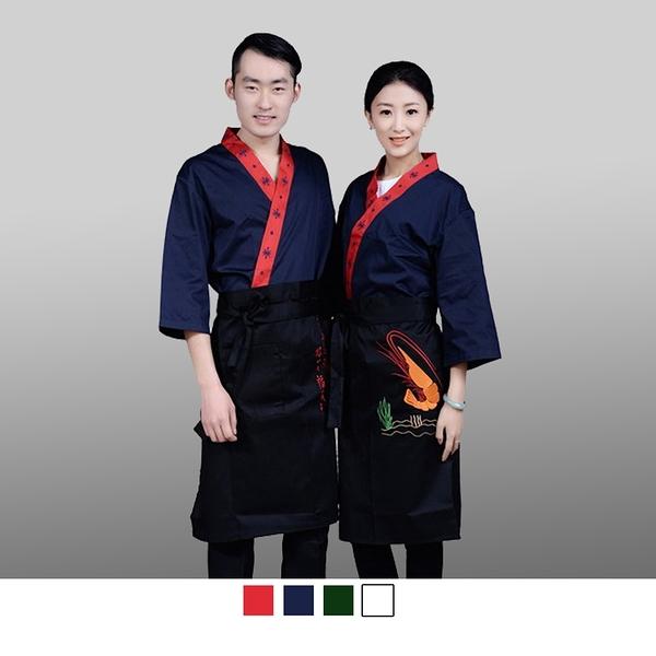 晶輝專業團體制服*CH109*韓國料理舒適酒店廚師工作服韓國日本料餐飲服裝