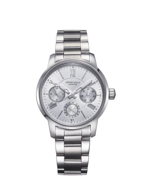 ★Aries Gold★-雅力士手錶-KENSINGTON-L 103 S-S-錶現精品公司-原廠公司貨