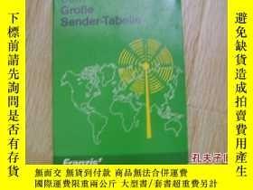 二手書博民逛書店Both罕見GroBe Sender -TabelleY10284