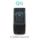 【愛瘋潮】Qii GARMIN vívoactive HR 玻璃貼 (兩片裝) 手錶保護貼