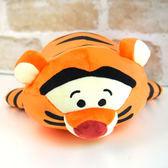 跳跳虎 趴趴抱枕娃娃 超舒服觸感 Mocchi-Mocchi 日本正品 S號 迪士尼 該該貝比日本精品 ☆