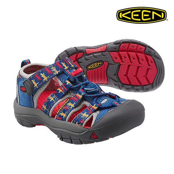 KEEN 織帶涼鞋Newport H2 1014249《童款》/ 城市綠洲 (KID,輕量,戶外休閒鞋,運動涼鞋)