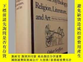 二手書博民逛書店Dictionary罕見of Classical Mytholo