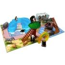 促銷優惠 TOMICA多美動物園 - 可愛動物園場景組