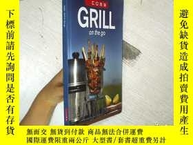 二手書博民逛書店COBB罕見GRILL on the go 2014 科布燒烤2