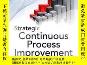 二手書博民逛書店Strategic罕見Continuous Process Im