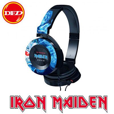 ONKYO IRON MAIDEN ED-PH0N3S 含專屬APP 耳罩式耳機 公司貨 鐵娘子樂團 聯名限量 全台限量