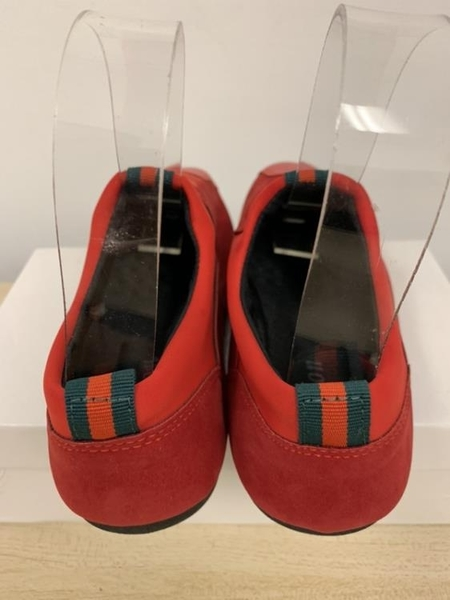 厚底懶人鞋潮款布鞋休閒鞋(44號/777-800)