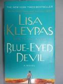 【書寶二手書T5/原文小說_JMD】Blue Eyed Devil_Lisa Kleypas