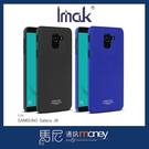 Imak 創意支架牛仔殼/SAMSUNG Galaxy J6/手機殼/保護殼/磨砂殼/硬殼/保護套【馬尼通訊】
