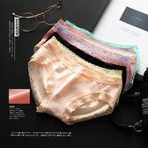 內褲 蕾絲 花邊 薄款 無痕 內褲【KCLS13】 icoca  03/09