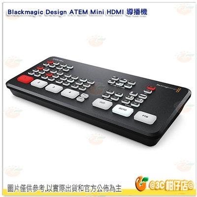 Blackmagic Design BMD ATEM Mini 導播機 公司貨 切換台 現場製作 視訊 Podcast