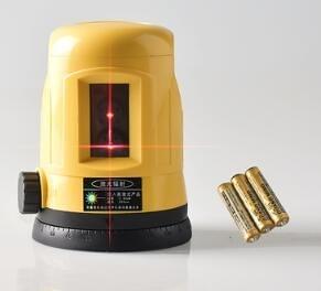 水平儀 水平儀家裝修工人專用山姆綠光藍光激光235線高精度自動打光【快速出貨八折優惠】