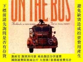 二手書博民逛書店On罕見The Bus: The Complete Guide To The Legendary Trip Of