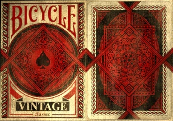 【USPCC 撲克】Bicycle Vintage Classic Playing Cards
