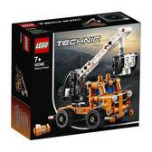 LEGO樂高 科技系列 42088 活動起重機 積木 玩具