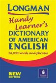 (二手書)Longman Handy Learner's Dictionary of American English(膠裝袖珍版..