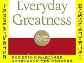 二手書博民逛書店Everyday罕見GreatnessY364682 Stephen R. Covey Rutledge Hi