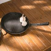 德國 turk 熱鍛造鐵鍋-短柄28cm|炒鍋 煎鍋 手工 無塗層 環保 德國原裝 好生活