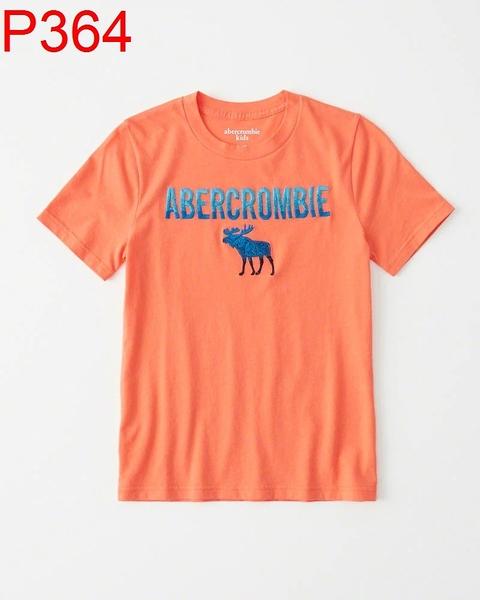 AF Abercrombie & Fitch A&F KIDS 小孩款 最新現貨 T-SHIRT 小a P364