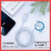 【MFi授權品牌】BST 蘋果認證 一米 【認證線】 H41 iPhone充電傳輸 傳輸線 5S 6 6+ 7 8 X