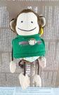 【震撼精品百貨】OSARUNOMONKICHI_淘氣猴~吊飾玩偶-綠