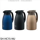 象印【SH-HC15-NU】1.5公升保溫壺NU玫瑰金