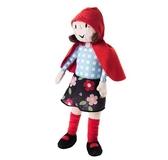 利格莫小紅帽兒童嬰幼兒毛絨玩具偶禮