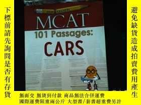 二手書博民逛書店Examkrackers罕見Mcat 101 Passages: