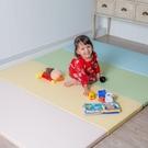 【限時特價↘】小鹿蔓蔓 Mang Mang 兒童4cm摺疊地墊(四折200L款)-粉嫩色