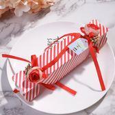 5個裝 歐式喜糖盒雙頭糖果盒婚禮禮盒結婚糖盒【步行者戶外生活館】
