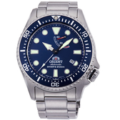 ORIENT東方錶WATER RESISTANT系列200M潛水錶 RA-EL0002L 藍