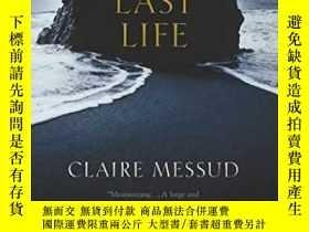 二手書博民逛書店The罕見Last Life最後的生活,克萊瑞·梅薩德作品,英文原版Y449990 Claire Messud