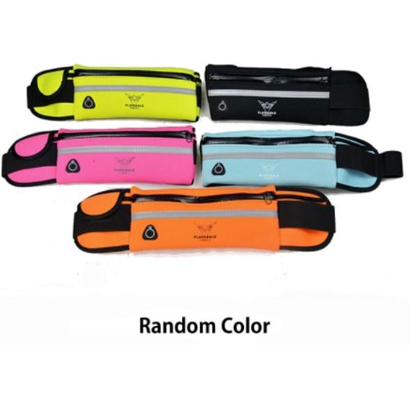 POSMA 多功能運動跑步腰帶 腰包 3入套組 顏色隨機出貨 GBB010C