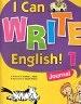 二手書R2YB《I Can WRITE English 1 Journal 1C
