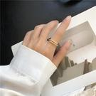日韓輕奢時尚珍珠戒指女
