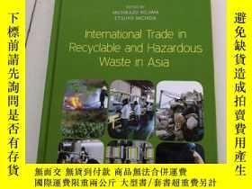 二手書博民逛書店lnternational罕見Trade in Recyclab