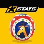 買STATS商品滿$999 送傑菲足球X1